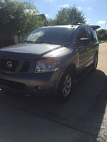 Picture of 2015 Nissan Armada SV 4WD, exterior