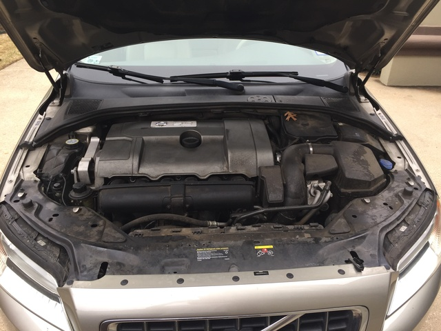 Picture of 2008 Volvo V70 3.2, engine, gallery_worthy