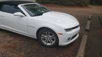 Picture of 2015 Chevrolet Camaro LT1 Convertible