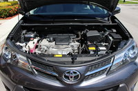 Picture of 2014 Toyota RAV4 Limited, engine