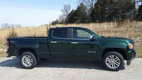 Picture of 2016 GMC Canyon SLT Crew Cab LB 4WD, exterior, gallery_worthy