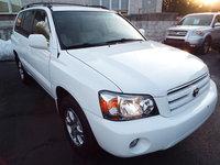 Picture of 2005 Toyota Highlander Limited V6, exterior