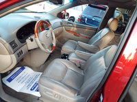 Picture of 2006 Toyota Sienna XLE Limited AWD, interior