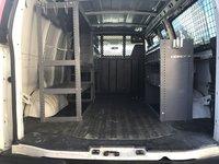 Picture of 2004 Chevrolet Express Cargo 3 Dr G1500 Cargo Van, interior