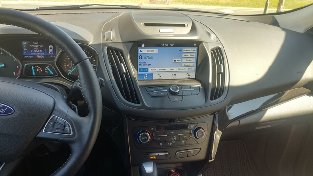 Picture of 2017 Ford Escape SE AWD, interior, gallery_worthy
