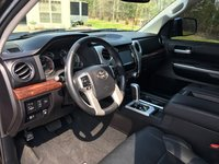 Picture of 2015 Toyota Tundra Limited CrewMax 5.7L FFV 4WD, interior