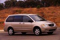 Picture of 2001 Mazda MPV LX, exterior
