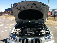Picture of 2011 BMW X3 xDrive35i AWD, engine, gallery_worthy