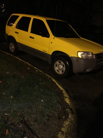 Picture of 2001 Ford Escape XLS