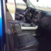 Picture of 2016 Chevrolet Silverado 2500HD LTZ Crew Cab SB 4WD, interior