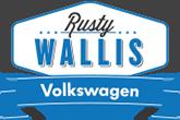 Rusty Wallis Volkswagen logo