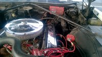 Picture of 1968 Cadillac DeVille, engine