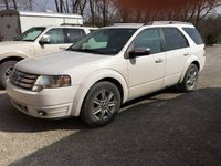 Picture of 2008 Ford Taurus X Limited, exterior