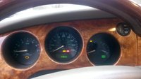 Picture of 2002 Jaguar XK-Series XKR Convertible, interior