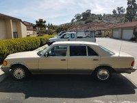 1986 Mercedes-Benz 420-Class Overview