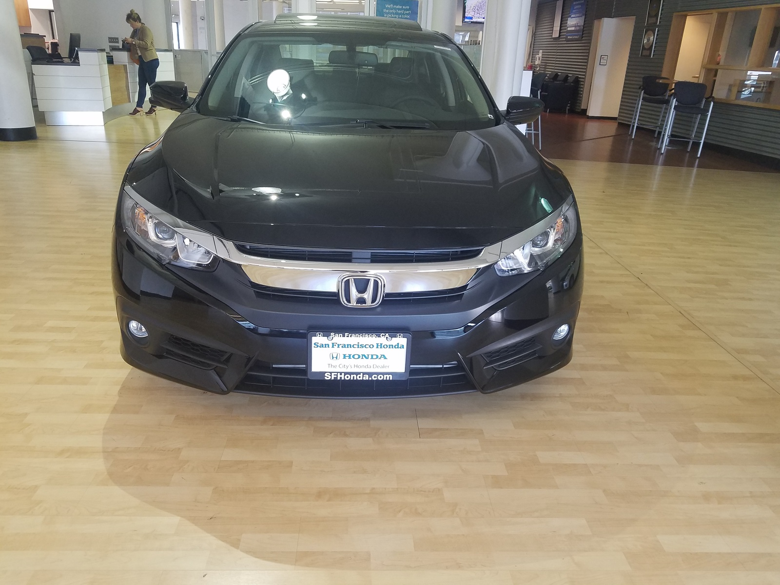 Picture of 2017 Honda Civic DX
