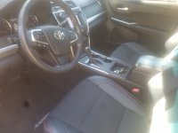 Picture of 2016 Toyota Camry SE, interior