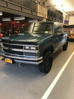Picture of 1997 Chevrolet C/K 2500 Silverado Extended Cab SB HD 4WD, exterior