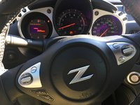 Picture of 2017 Nissan 370Z Base, interior