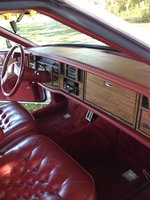 Picture of 1984 Cadillac Eldorado Base Coupe, interior