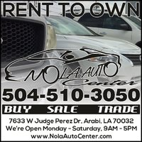 Nola Auto Center logo