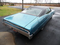 1967 Pontiac Bonneville Overview