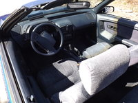 Picture of 1993 Chrysler Le Baron Base Convertible, interior