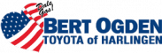 Bert Ogden Toyota logo