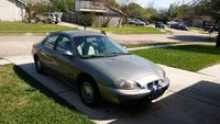 Picture of 1998 Mercury Sable 4 Dr LS Sedan, exterior, gallery_worthy