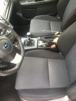 Picture of 2015 Subaru WRX Premium, interior