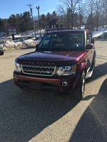 Picture of 2016 Land Rover LR4 HSE, exterior