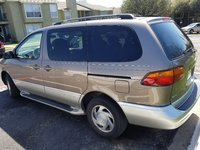 Picture of 1998 Toyota Sienna 4 Dr XLE Passenger Van, exterior