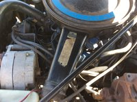 Picture of 1979 Cadillac Seville, engine