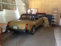 1975 MG MGB Picture Gallery