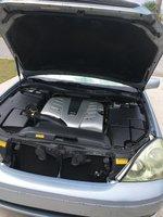 Picture of 2002 Lexus LS 430 Base, engine