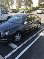 Picture of 2015 Chevrolet Cruze 1LT, exterior