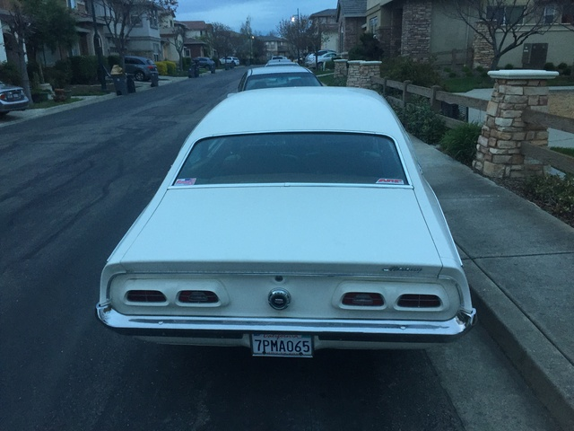 Picture of 1972 Mercury Comet