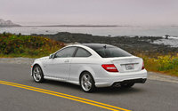 Picture of 2015 Mercedes-Benz C-Class C 350 4MATIC Coupe, exterior