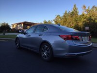 Picture of 2015 Acura TLX Base, exterior