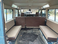 Picture of 1987 Land Rover Defender One Ten, interior, gallery_worthy