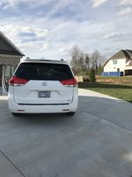 Picture of 2014 Toyota Sienna XLE 8-Passenger, exterior