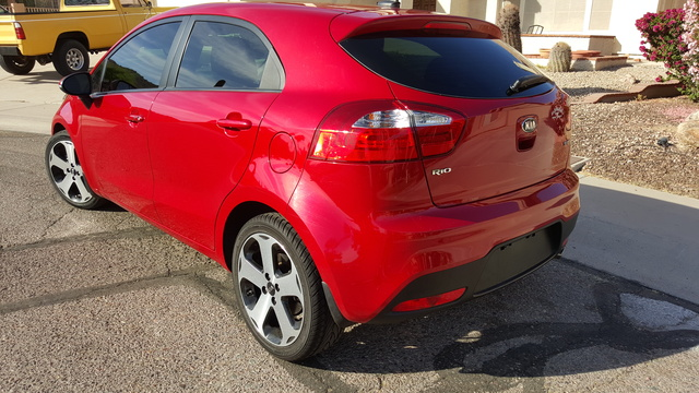 Picture of 2013 Kia Rio SX