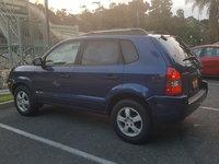 Picture of 2007 Hyundai Tucson 4 Dr GLS, exterior