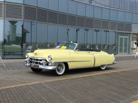 1953 Cadillac Series 62 Overview