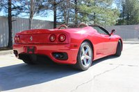 2005 Ferrari 360 Spider Overview