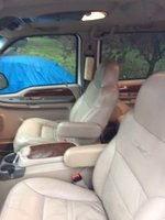 Picture of 2001 Ford Excursion Limited, interior
