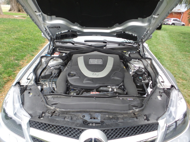 Picture of 2012 Mercedes-Benz SL-Class SL 550, engine, gallery_worthy