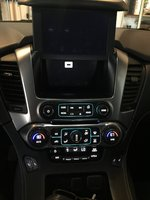 Picture of 2015 Chevrolet Tahoe LT 4WD, interior