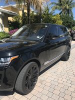 Picture of 2014 Land Rover Range Rover Supercharged Ebony Edition, exterior
