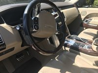 Picture of 2014 Land Rover Range Rover Supercharged Ebony Edition, interior